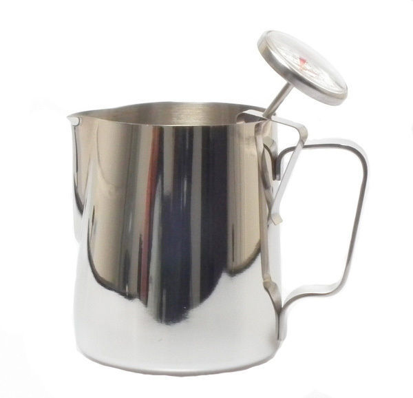 New AVANTI Milk Frothing Jug For Coffee 600ml Stainless
