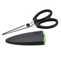 New WILTSHIRE Staysharp Kitchen Scissors Cuts Hard & Soft foods 41165