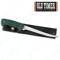 New OLD TIMER Pro Fillet Fishing Knife 1470T & Nylon Sheath