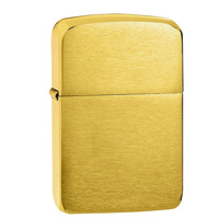 Zippo BRASS VINTAGE LTR 1941B Genuine Street Cigar Cigarette Lighter