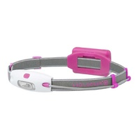 LED LENSER NEO HEADLAMP HEAD TORCH PINK