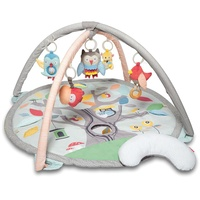 SKIP HOP TREETOP FRIENDS BABY ACTIVITY PLAY MAT GYM NEWBORN GREY/PASTEL
