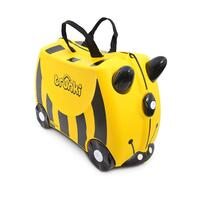 NEW TRUNKI RIDE ON SUITCASE TOY BOX CHILDREN KIDS LUGGAGE - BERNARD BEE SAVE !