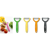 VICTORINOX TOMATO AND FRUIT PEELER SWISS - 5 COLOURS TO CHOOSE FROM SAVE !