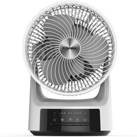 DIMPLEX DCACE20 WHIRLTECH OSCILLATING AIR CIRCULATOR / FAN ELECTRONIC CONTROLS TIMER