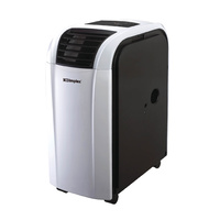 DIMPLEX REVERSE CYCLE PORTABLE 3KW AIR CONDITIONER W/DEHUMIDIFIER DC10RC