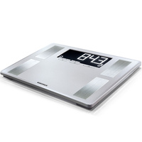 SOEHNLE SHAPE SENSE PROFI 200 BODY COMPOSITION SCALE 180KG CAPACITY XXL SURFACE 63870