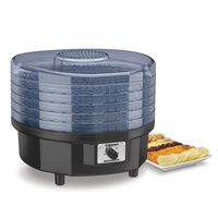 CUISINART DHR-20A FOOD DEHYDRATOR W/ THERMOSTAT DRYER JERKY FRUIT