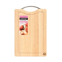 WILTSHIRE EPICUREAN MEDIUM CHOPPING BOARD 372 X 235 X 20MM
