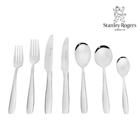 STANLEY ROGERS 56 Piece Stainless Steel AMSTERDAM 56pc Cutlery Set 50568