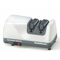 NEW CHEF'S CHOICE ULTRAHONE DIAMOND ELECTRIC CC312 KNIFE SHARPENER 312