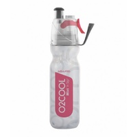 02Cool Mist 'N Sip 530ml 18oz Arctic Squeeze Drink Bottle BPA Free RED 02Cool O2 Cool
