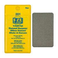 Credit Card Size 50 x 80mm Fine 600g 201F EZE LAP FREE POSTAGE
