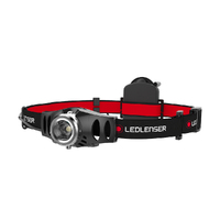 NEW GENUINE LED LENSER H3.2 HEAD TORCH 120 LUMENS HEADLAMP AUTH AUSSIE SELLER