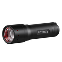 NEW GENUINE LED LENSER P7 TORCH 450 LUMENS FLASHLIGHT AUTH AUSSIE SELLER