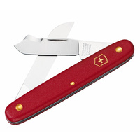 NEW SWISS ARMY VICTORINOX HORTICULTURAL GARDEN BUDDING KNIFE 36260