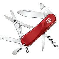 NEW VICTORINOX EVOLUTION 14 SWISS ARMY KNIFE TOOL 38009 14 FUNCTIONS