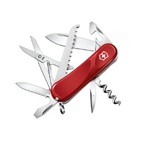 NEW SWISS ARMY KNIFE EVOLUTION 17 - 15 FEATURES VICTORINOX 38010 SWISS ARMY