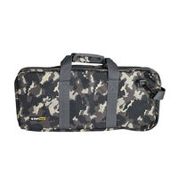NEW CHEFTECH CHEF KNIFE ROLL BAG FITS 18 PIECES CAMO WITH HANDLES