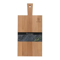 STANLEY ROGERS 56196 THERMO BEECH PADDLE BOARD 450x210x18 BEECHWOOD CHOPPING BOARD