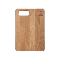 STANLEY ROGERS 56194 THERMO BEECH CHOPPING BOARD MEDIUM 360x250x18 BEECHWOOD CHOPPING BOARD
