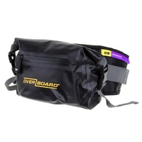 OVERBOARD AOB1049BLK WAIST PACK PRO LIGHT WATERPROOF BLACK BAG