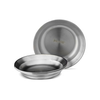PRIMUS CAMPFIRE STAINLESS PLATE WP738011