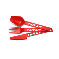PRIMUS LIGHTWEIGHT TRAILCUTLERY RED WP740590