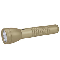 NEW MAGLITE 3C CELL COYOTE TAN LED FLASHLIGHT ML50LX MADE IN USA